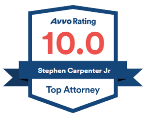 court and carpenter avvo top attorney in military law