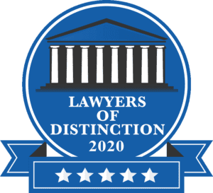 lawyers of distinction award - military defense lawyer